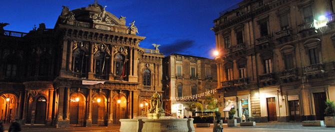 シチリア「オペラとワインの新しい出会い」