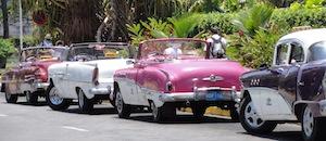 添乗員と行くキューバ旅行10日間